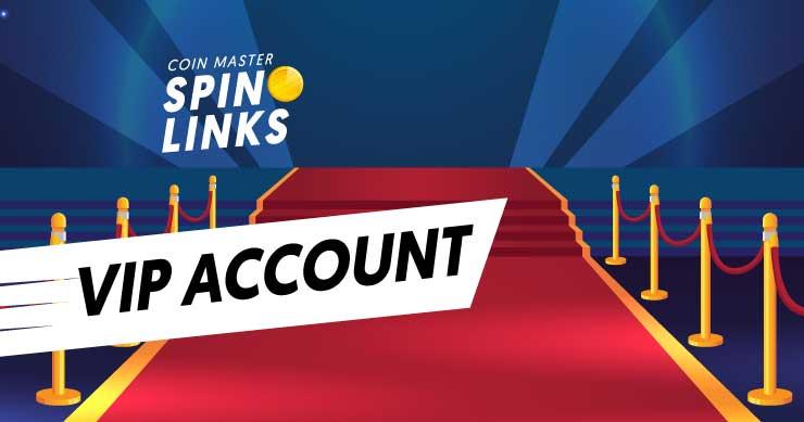 coin-master-vip-account